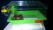 Клетка для хомяков,  крыс с выдвижным поддоном